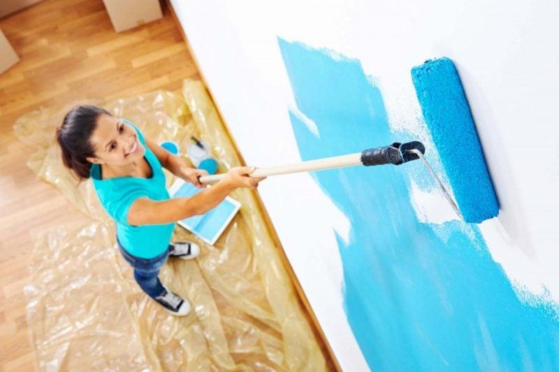 Renovierung und Einrichten Tipps - Wände wirklich tapezieren?