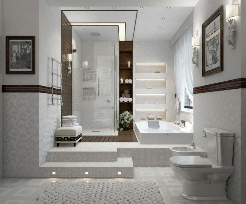 20 Ideen für schöne Bäder - Badezimmer - ZENIDEEN