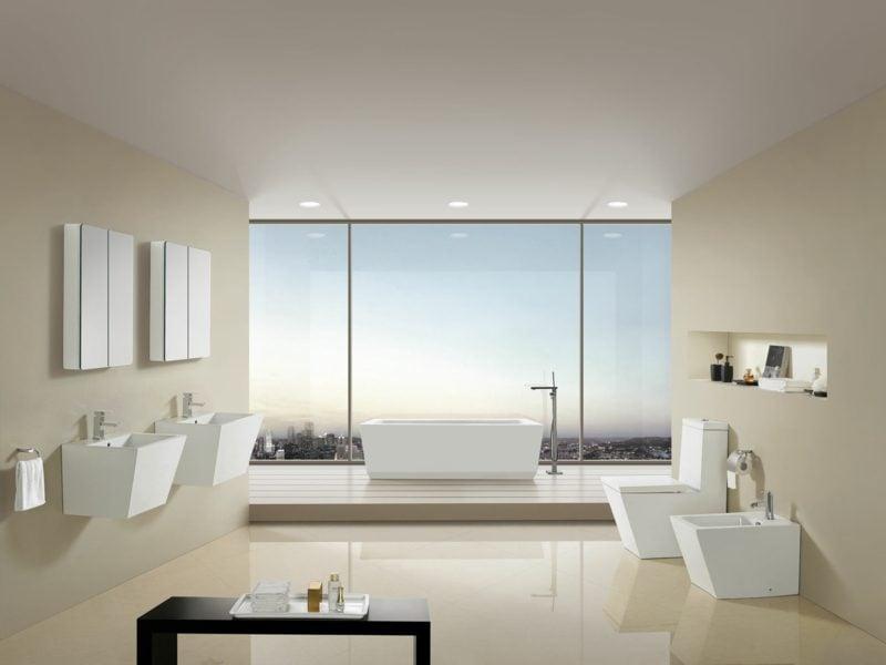 20 ideen f r sch ne b der badezimmer zenideen. Black Bedroom Furniture Sets. Home Design Ideas