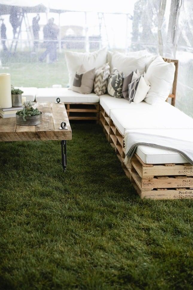 schöne gartenmöbel aus paletten palettenmöbel selbe rbauen couch aus paletten tisch aus paletten