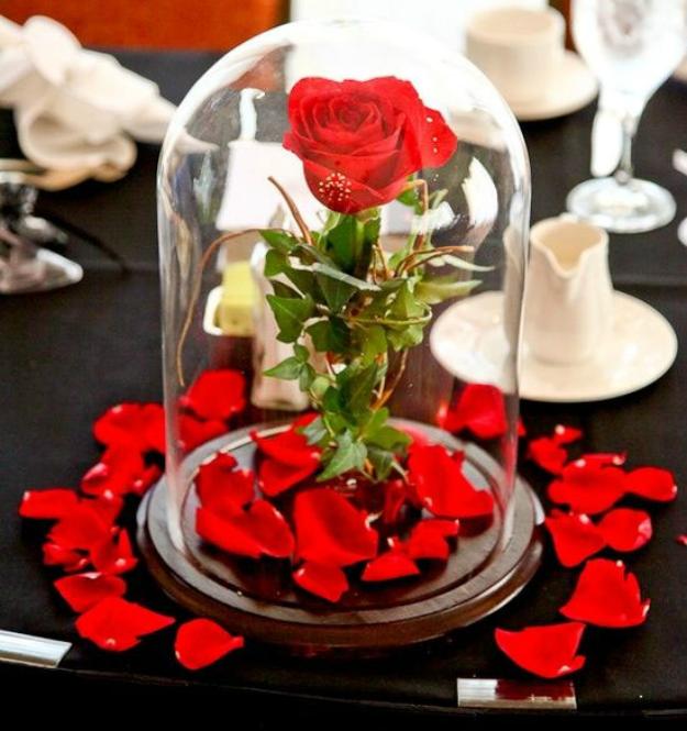 Rose basteln - die perfekte DIY Deko