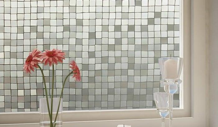 stilvolle Sonnenschutzfolien für Fenster