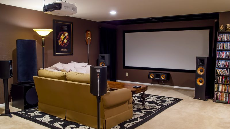 so bauen sie selber stressless heimkino f r weniger als 5 eur diy zenideen. Black Bedroom Furniture Sets. Home Design Ideas