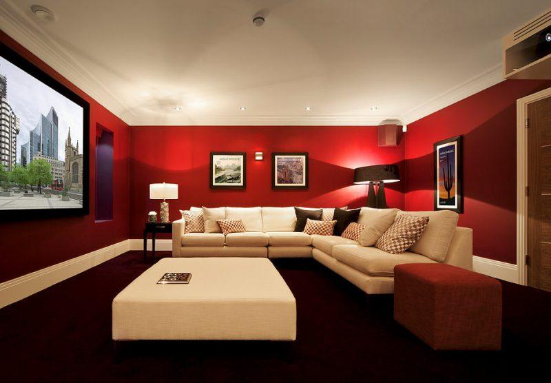 so bauen sie selber stressless heimkino f r weniger als 5 eur diy zenideen. Black Bedroom Furniture Sets. Home Design Ideas