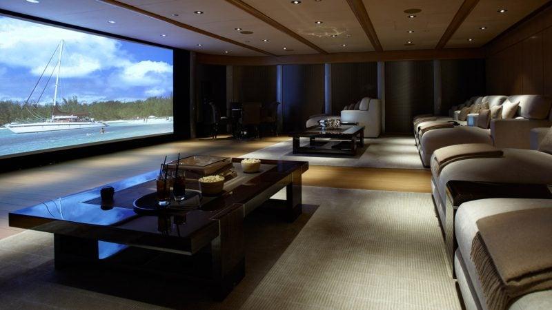 Stressless Heimkino: 5 wichtige Komponente des Home Kinos