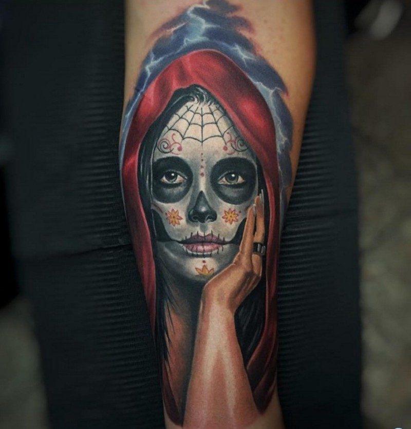 tattoo frauen tattoo motive frauen und männer porträt