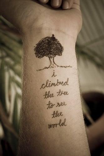 tattoo schriften tattoos männer handgelenk