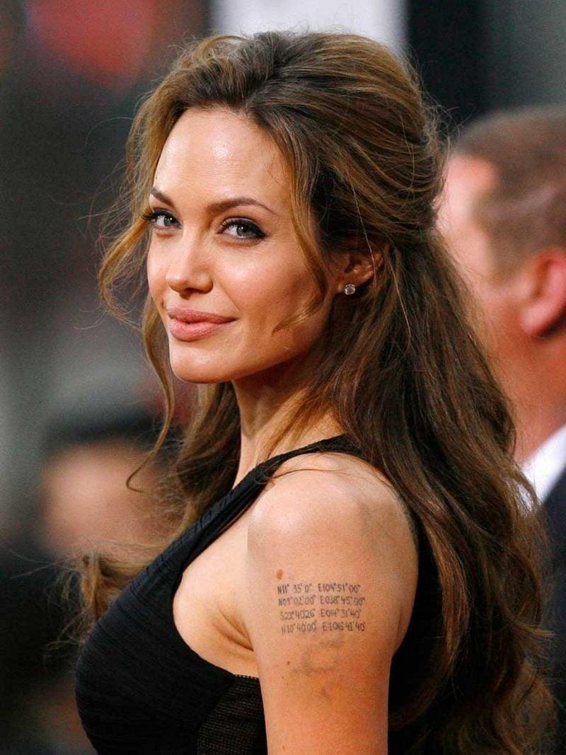 Tattoo Sprüche der Stars - Inspiration für Ihr nächstes Tattoo Schriftzug