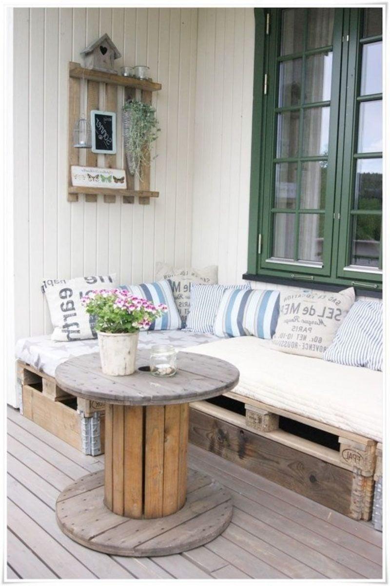 Möbel aus Paletten: 105 fantastische Ideen zum Nachbauen - DIY ...