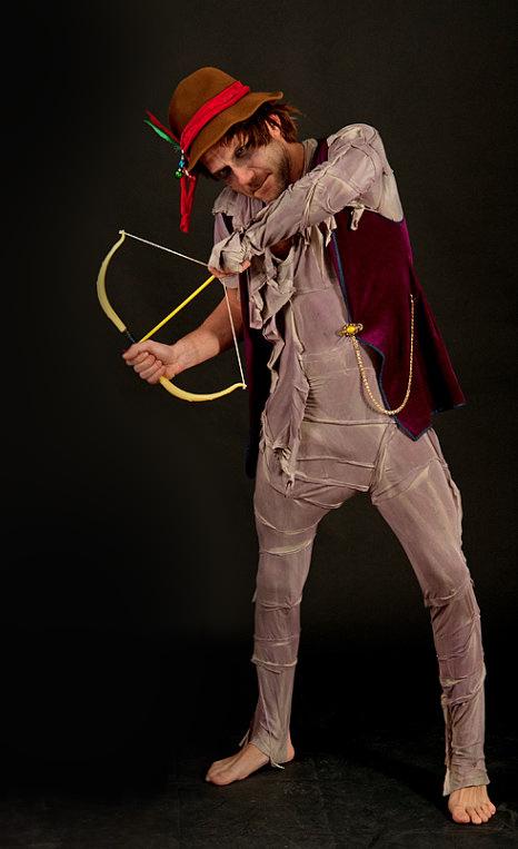 troll kostüm fasching ideen verkleidung männer