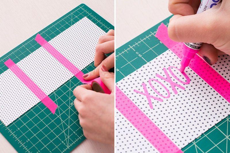 DIY Geschenk Valentinstag
