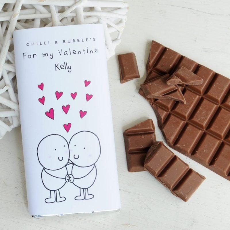Warum nicht etwas Süßes zum Valentinstag?