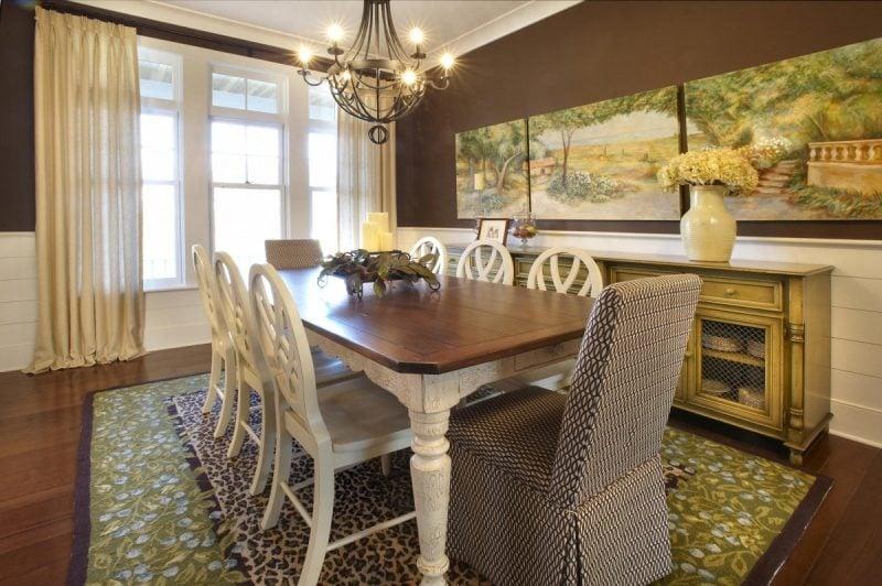 weiß möbel landhausstil holz esstisch stuhl rustikale möbel modern stil einrichtung eleganz
