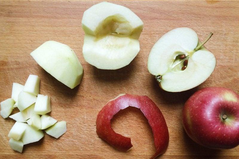 Apfelkuchen zuckerfrei Rezept