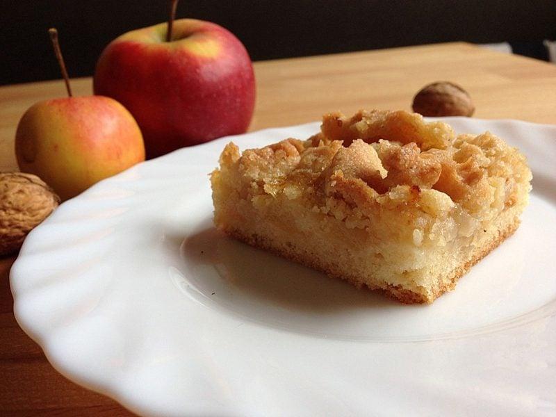 Kuchen ohne Zucker Apfelkuchen schnelles Rezept