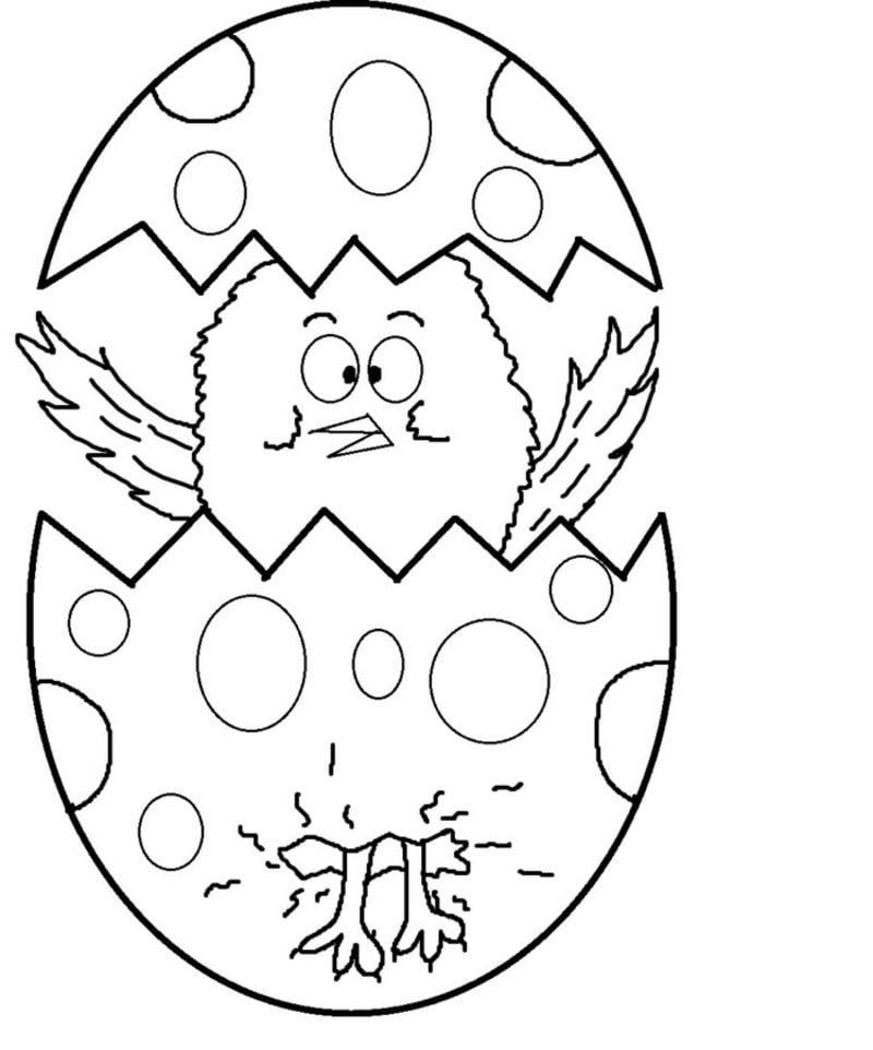 frohe Ostern Bilder kostenlos zum Ausdrucken den Kindern Freude machen