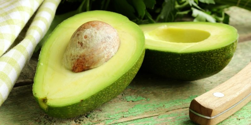 kohlenhydratarme Lebensmittel Obstarten Avokado