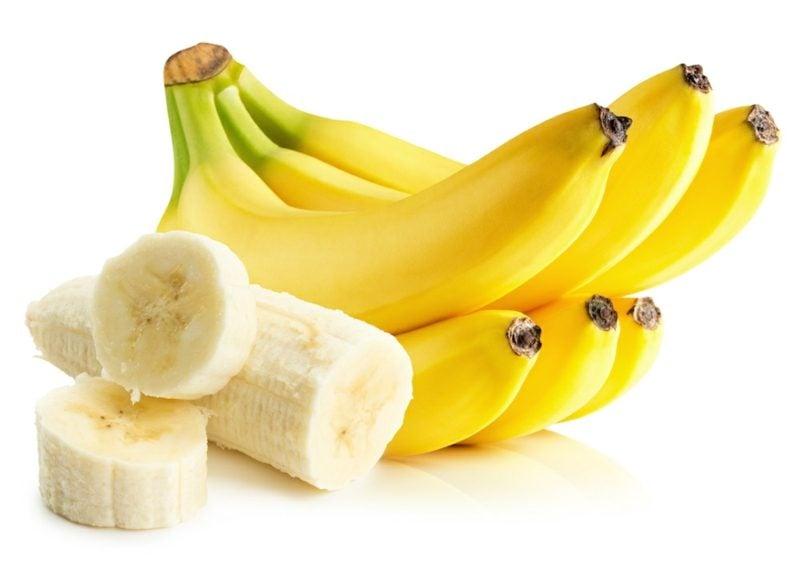 Bananen reif Kuchen ohne Zucker backen