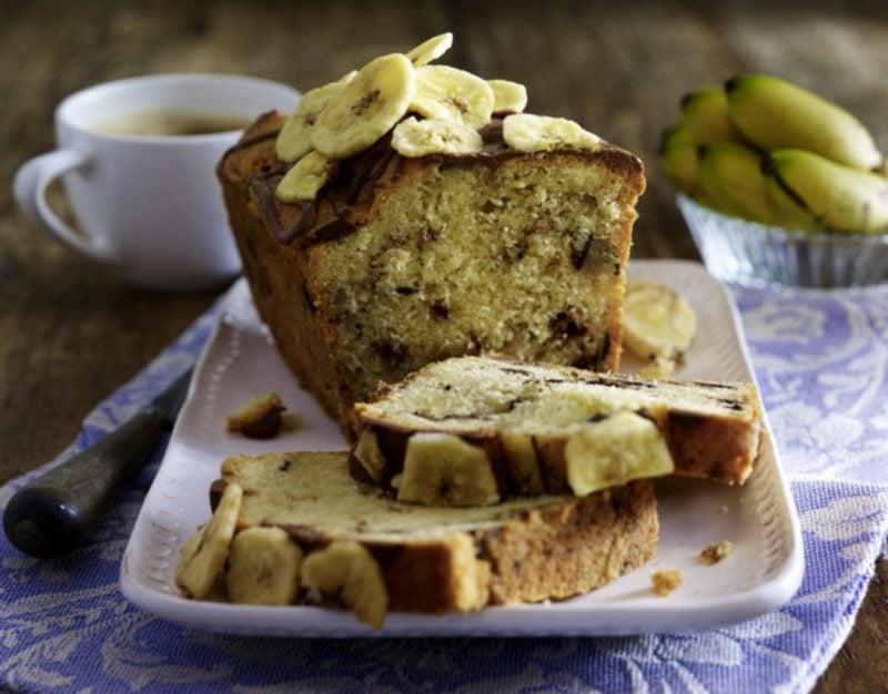 Bananenkuchen ohne Zucker Rezept