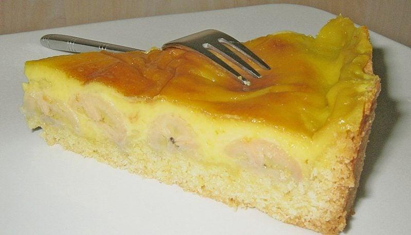 Kuchen ohne Zucker backen gesunde Rezepte Bananenkuchen