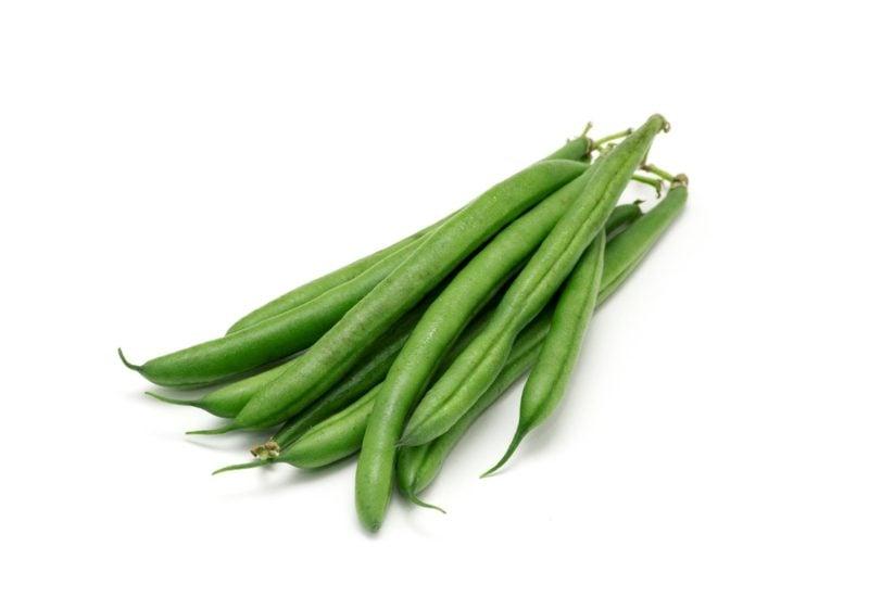 kohlenhydratarme Lebensmittel Hülsenfrüchte Bohnen grün