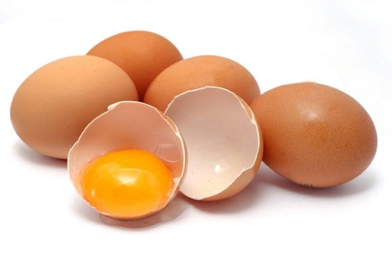 low carb Lebensmittel Eier