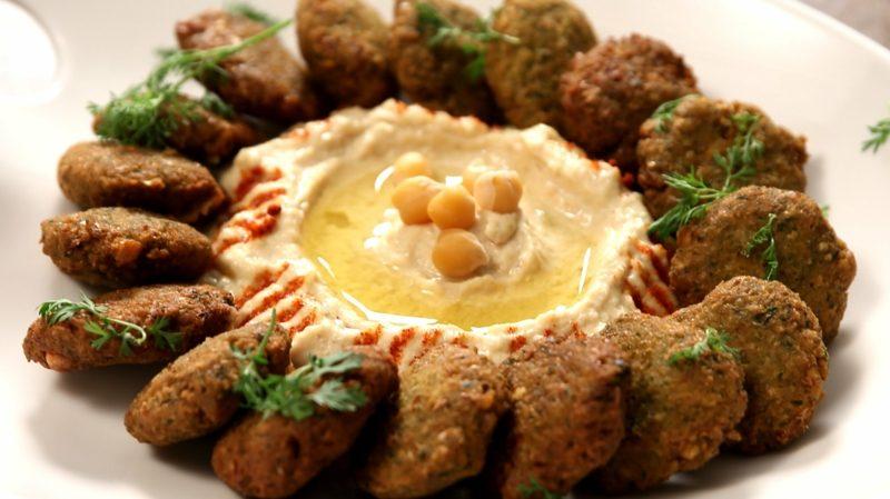 Falafel selber zubereiten gesund und lecker vegetarisch