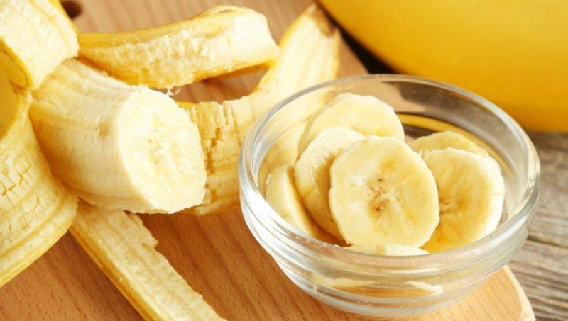 Masken selber machen Rezept Bananen sensibile Haut