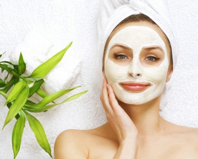 DIY Masken Rezepte Maske mit Aloe Vera selber machen