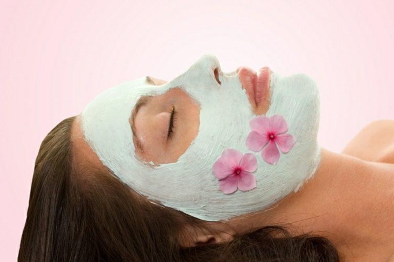 Gesichtsmaske selber machen Avocado Maske gegen trockene Haut