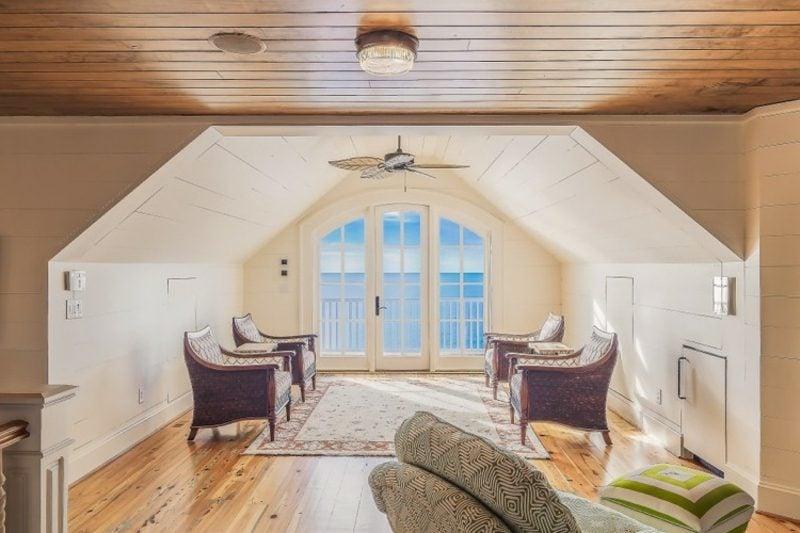 Häuser kaufen Holzhaus Interieur herrlicher Look