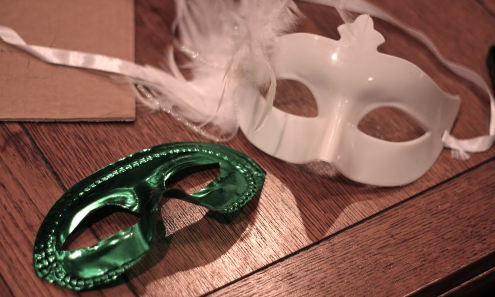 Masken selber machen zu jedem Anlass