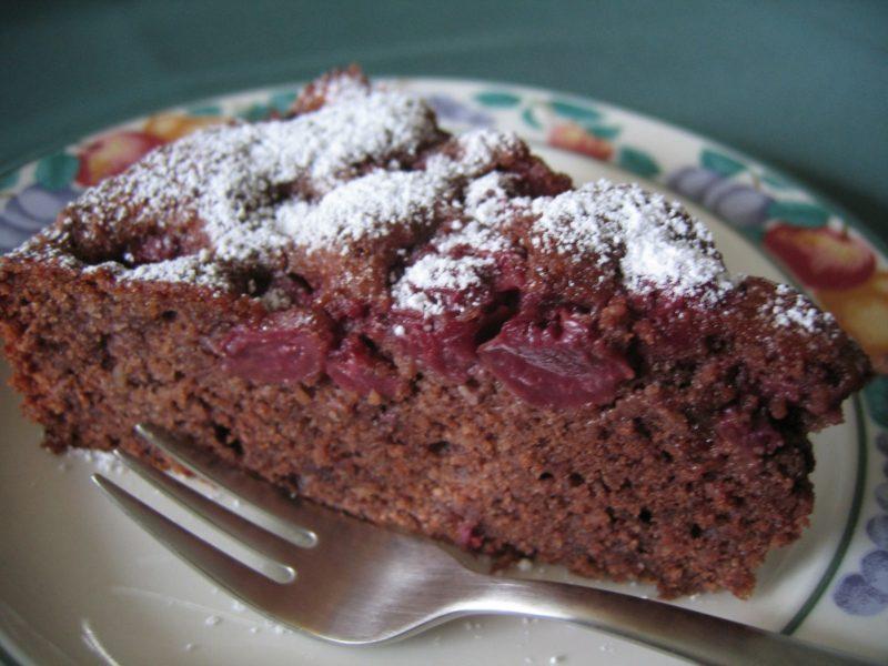 Kuchen ohne Mehl und Zucker gesunde Rezept