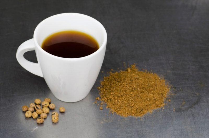 Kaffee Ersatz: Lupinenkaffee selber machen