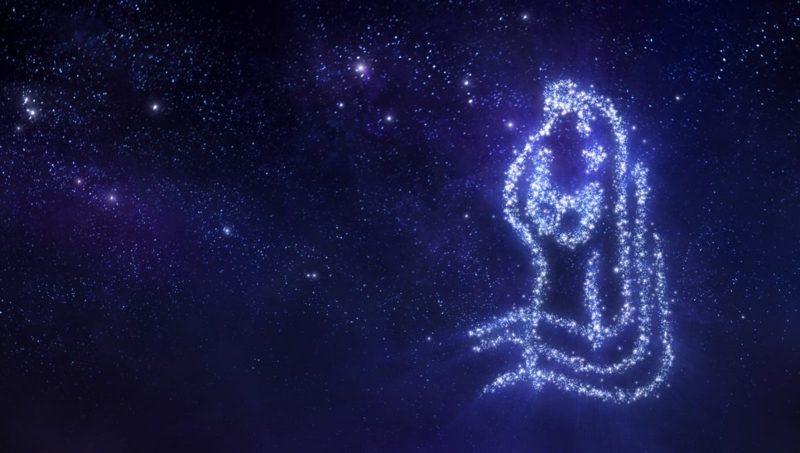 """Das Motto vom Sternzeichen Wassermann ist: """"Ich möchte tanzen, fliegen und schweben"""""""