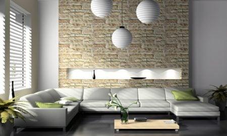 Wohnzimmer gestalten Ideen in 4 unterschiedlichen Einrichtungsstils