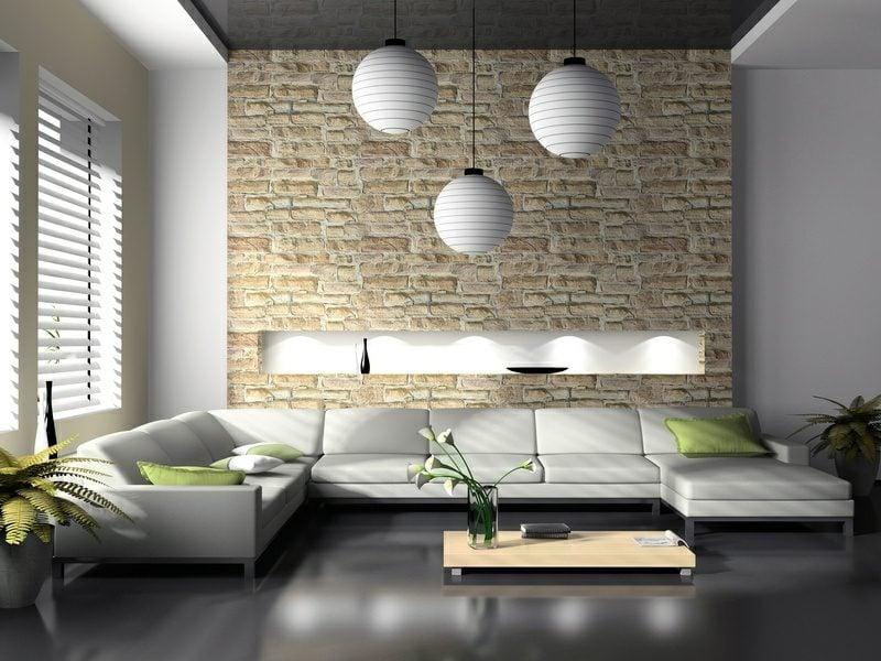 Wohnzimmer gestalten moderne ideen in 4 einrichtungsstils for Wohnzimmer gunstig gestalten