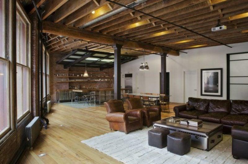 wohnzimmer gestalten moderne ideen in 4 einrichtungsstils. Black Bedroom Furniture Sets. Home Design Ideas