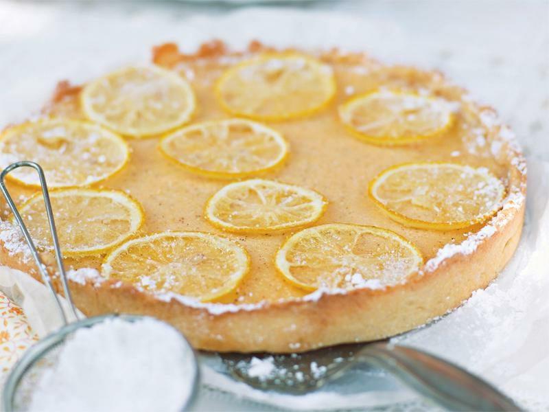 low carb Kuchen Zitronenkuchen lecker und gesund