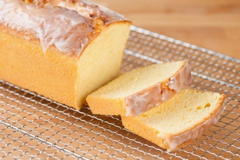 Kuchenrezepte ohne Zucker Zitronenkuchen
