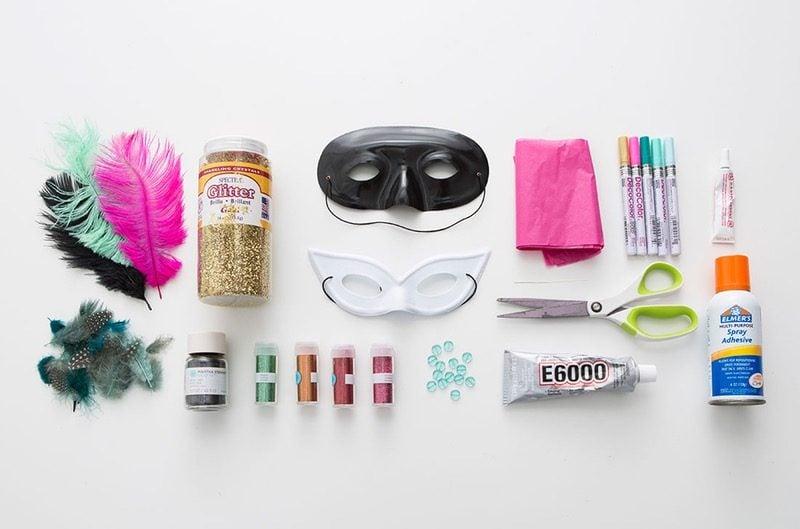 masken selber machen gesichtsmasken maske selber machen anleitung materialien