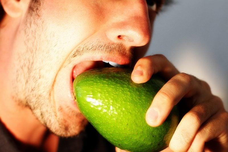 Mit Avocado gesund abnehmen