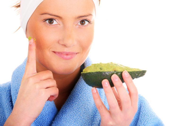 Avocado gesund: schöne Haut und Haare