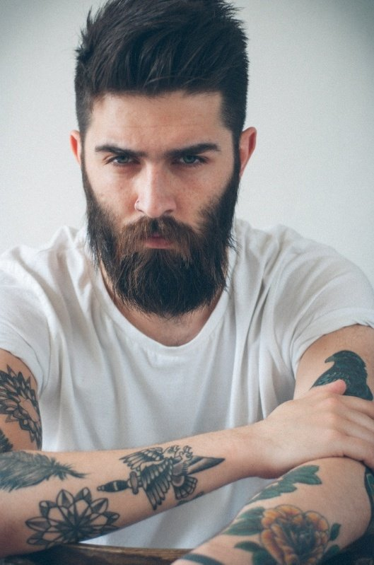 Best Beards For Men Mr Incredibeard Guy With A Thousand