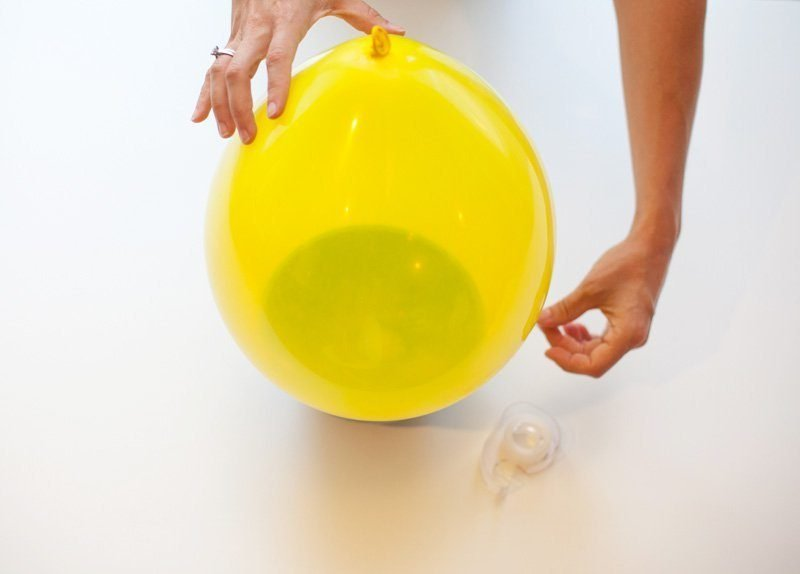 Bastelideen für Kinder mit Ballons
