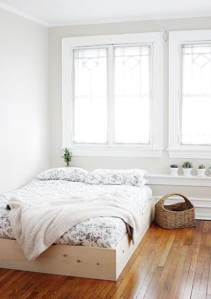 Bett Diy. diy bett und eigener designer nachttisch aus paletten. 12 ...