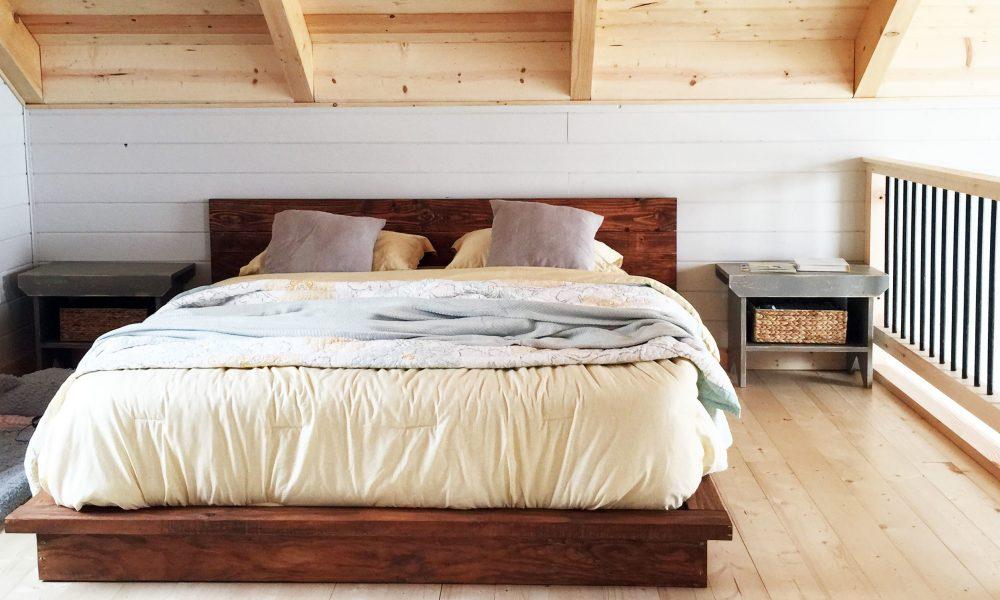 erfreut bestes holz einen bettrahmen zu machen fotos wandrahmen die ideen verzieren. Black Bedroom Furniture Sets. Home Design Ideas