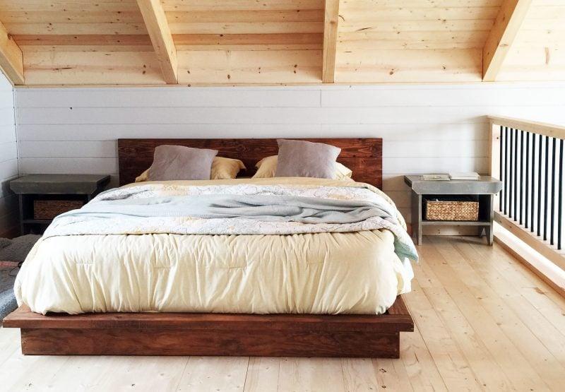 holzbett selber bauen great bett selber bauen genial fair bett selber bauen kreativ bett selber. Black Bedroom Furniture Sets. Home Design Ideas