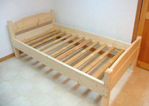 holz bett selber bauen anleitung schlafzimmer ideen