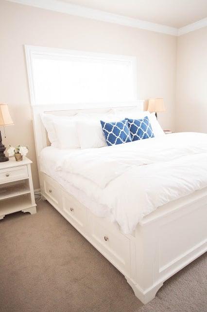 bett selbst bauen anleitung diy bett schlafzimmer einrichten